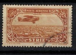 SYRIE          N°  YVERT      PA 50      OBLITERE       ( O   3/53 ) - Poste Aérienne