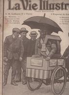 LA VIE ILLUSTREE 09 10 1903 - TSAR NICOLAS II VIENNE - EMPEREUR DU SAHARA - BULGARIE MACEDOINE - ANNIVERSAIRE MORT ZOLA - 1900 - 1949