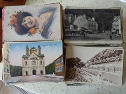 DESTOCKAGE LOT DE 3277 GRAMMES SOIT PLUS DE 950 CARTES - Postcards