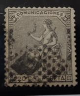 España N134 - 1872-73 Reino: Amadeo I