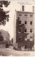69. école Ste Marie à St Genis Laval. Coin Haut Droit Abimé - Autres Communes