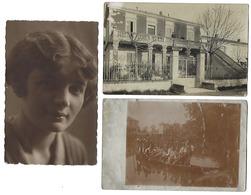 Joli Lot De 53 CPA-photos De Famille - Années 1900-1920 - Cartes Postales