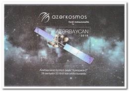 Azerbeidzjan 2018, Postfris MNH, Satelite - Azerbeidzjan