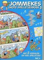 Jommekes Grote Spelletjesboek 3  (2008) - Jommeke