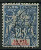 Guinée (1900) N 16 (o) - Guinée Française (1892-1944)