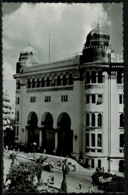Ref 1292 - Real Photo Postcard - La Grande Poste Alger - Algeria Ex France Colony - Algiers