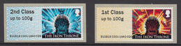 Great Britain MNH 2018 Game Of Thrones - Post & Go (automaten)