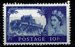 Ref 1292 - 1968 GB QEII Stamp - 10/= Castle MNH - SG 761 - 1952-.... (Elizabeth II)