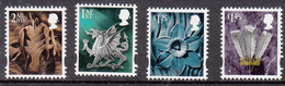 Great Britain MNH Country Definitives Wales 2018 - Wales
