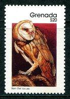 Grenada 1989-94 Birds - P.12½ X 11½ - $20 Barn Owl MNH (SG 2007a) - Grenada (1974-...)
