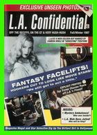 """AFFICHES DE CINÉMA -  """" L. A. CONFIDENTIAL """" GO-CARD - - Affiches Sur Carte"""