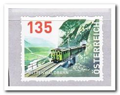 Oostenrijk 2018, Postfris MNH, Trains - 2011-.... Ongebruikt