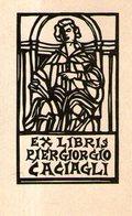 B 2481 - Ex Libris - Ex Libris