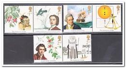Engeland 2019, Postfris MNH, Persons, Ship, Birds, Plants - Ungebraucht