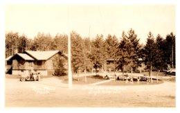 Wisconsin  Eagle River , Jack O'Lantern Lodge  RPC - United States