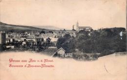 France - 57 - Gruss Aus Ars-a.d.Mosel - Souvenir D' Ars-sur-Moselle - Ars Sur Moselle