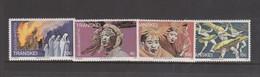 South Africa-Transkei SG 48-51 1979 Abakwetha, Mint Never Hinged - Transkei