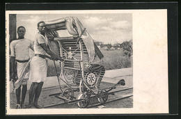 CPA Beira, Typical Car Used In Beira - Mozambique