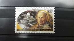 GABON YT 984. - CONSEIL VATICAN COUNCIL POPE PAP RELIGIONS - NOEL 1999 -  RARE - MNH ** - Gabon