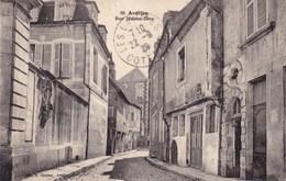 Yonne - Avallon - Rue Maison-Dieu - Avallon