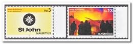 Mauritius 2018, Postfris MNH, Rescue & Life Saving - Mauritius (1968-...)