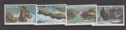 South Africa-Transkei SG 79-82 1980 Tourism, Mint Never Hinged - Transkei
