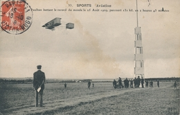 CPA - Thèmes - Avions - Paulhan Battant Le Record Du Monde - ....-1914: Voorlopers