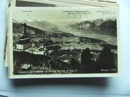 Oostenrijk Österreich Tirol Patscherkofel Seilschwebenahn Igls Innsbruck - Igls