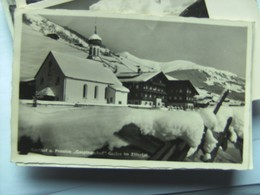 Oostenrijk Österreich Tirol Gerlos Zillertal Gasthof Gaspingerhof - Gerlos