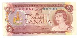 Canada 2 Dollars 1974, VF+. - Canada
