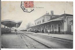 LANGEAC -  La Gare - Vue Interieure - Langeac