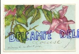 Roses. Louise. Paillettes. 1904 - Prénoms