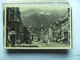 Oostenrijk Österreich Tirol Innsbruck Maria Theresienstrasse 1951 - Innsbruck