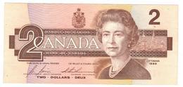 Canada 2 Dollars 1986, AUNC/UNC. - Canada