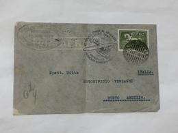 POSTA AEREA AVIAZIONE FRANCESE J.MEMOZ MONTEVIDEO TRAVERSATA ATLANTICO 1937 - Francia