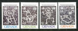 Grenada 1989 500th Anniversary Of Discovery Of America By Columbus - 2nd Issue Set MNH (SG 2051-2054) - Grenada (1974-...)