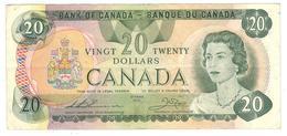 Canada 20 Dollars 1979, VF.. - Canada