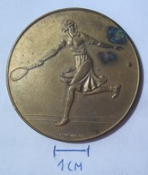 MEDAL Tennis MOKTAR 1936 KUT - Tenis