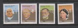 South Africa-Transkei SG 125-128 1983 Celebrities Of Medicine, Mint Never Hinged - Transkei
