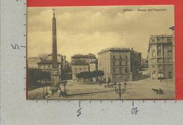 CARTOLINA NV ITALIA - ROMA - Piazza Dell'Esquilino - 9 X 14 - Places & Squares