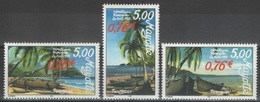 Mayotte - YT 76B-76C-76D ** - 1999 - Pirogue - Mayotte (1892-2011)
