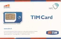 GSM WITH CHIP NOT ACTIVE -ONLY COLLECTION- TIM (A39.4 - [2] Handy-, Prepaid- Und Aufladkarten