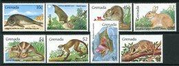 Grenada 1990 Fauna Set MNH (SG 2100-2107) - Grenada (1974-...)