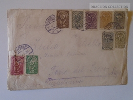 DEL006.20  AUSTRIA  - Postal Cover  1920  Cancel LAMBACH - Briefe U. Dokumente