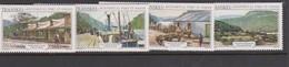 South Africa-Transkei SG 180-183 1986 Historic Port St.John, Mint Never Hinged - Transkei