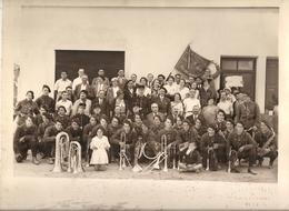 AMICALE ANCIEN CHASSEURS A PIEDS . 1910.NICE MONACO - Guerre, Militaire