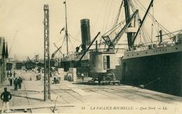 La Pallice-Rochelle  Quai Nord  Cpa - La Rochelle
