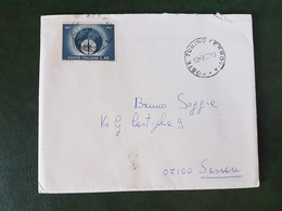 (37245) STORIA POSTALE ITALIA 1967 - 6. 1946-.. Repubblica