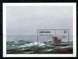 Grenada 1990 50th Anniversary Of Second World War MS MNH (SG MS2119) - Grenada (1974-...)