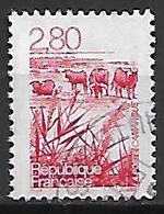FRANCE   -   1995.    Y&T N° 2952 Oblitéré   Cachet Rond.     Camargue - Frankreich